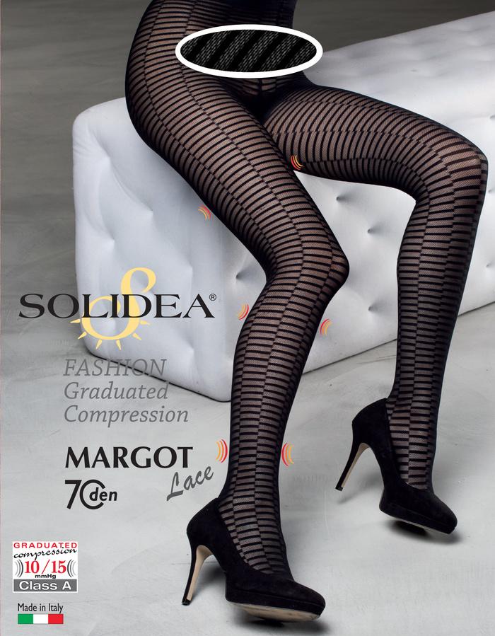 Margot - 70 denier fashion compressiepanty