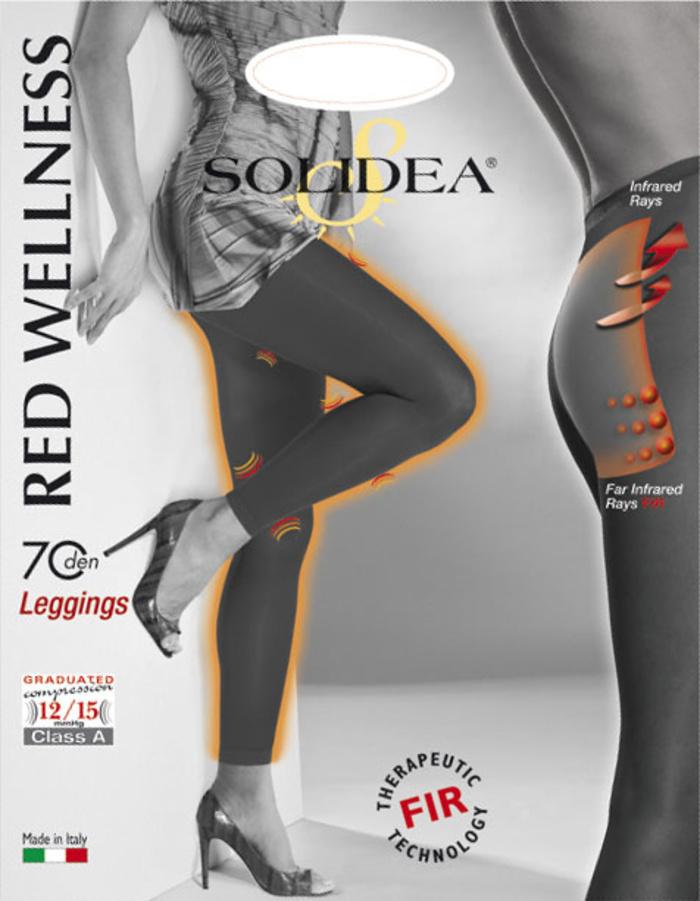 Red Wellness - 70 denier Compressie Legging